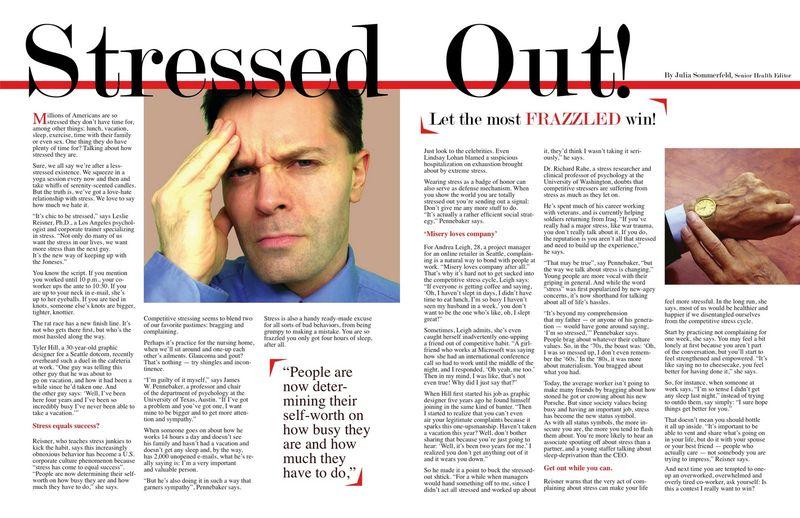 Stress+Layout